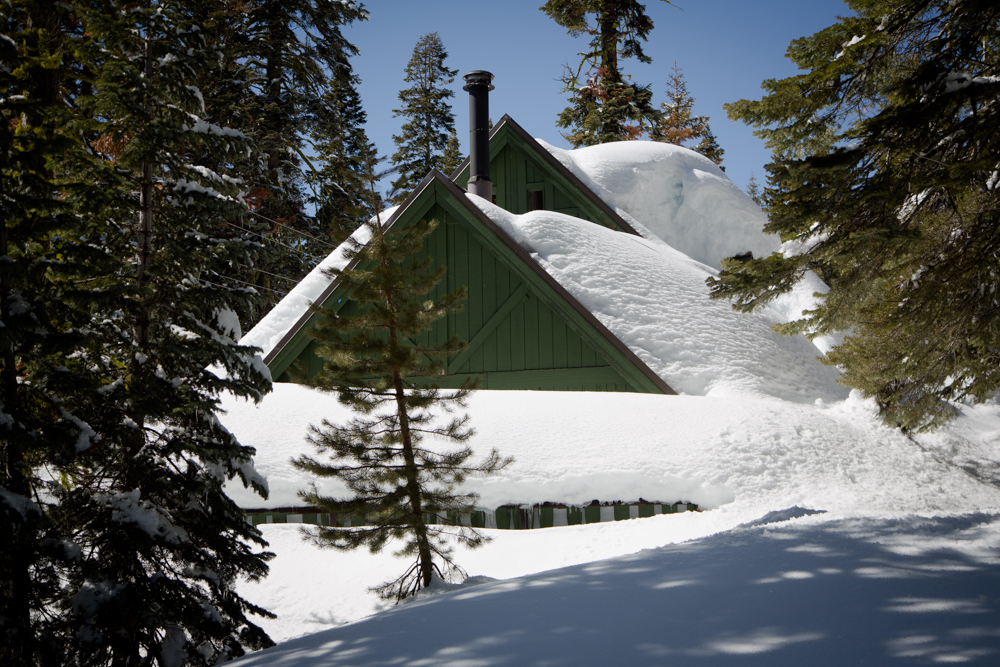 Cabins Buried in Snow-18