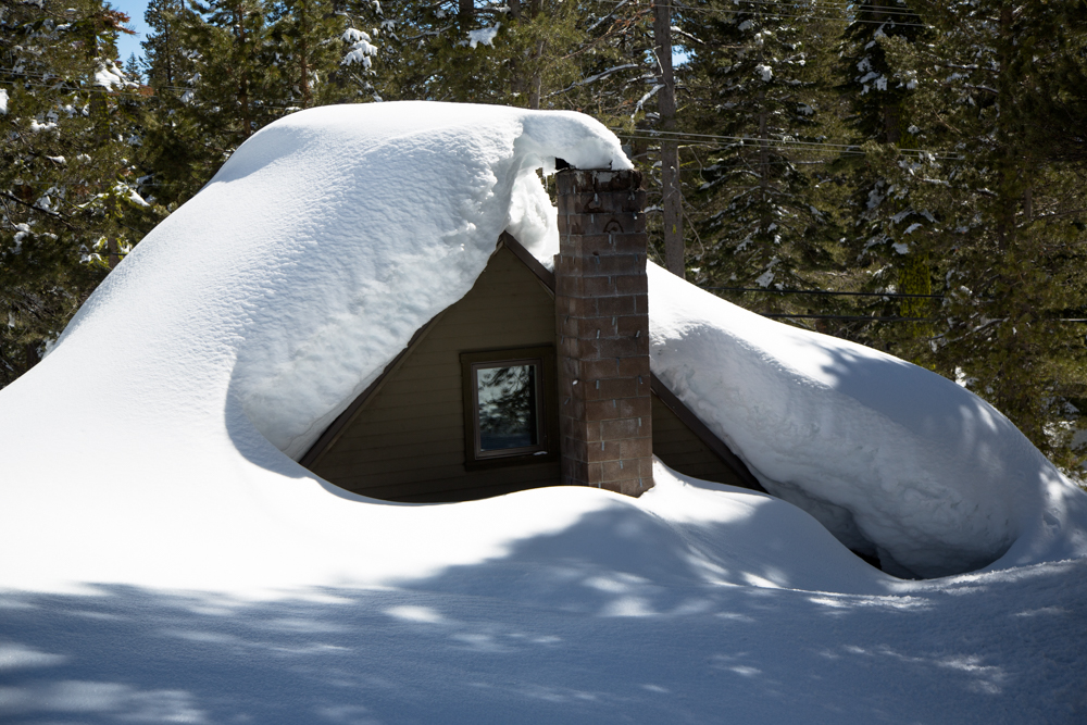 Cabins Buried in Snow-19