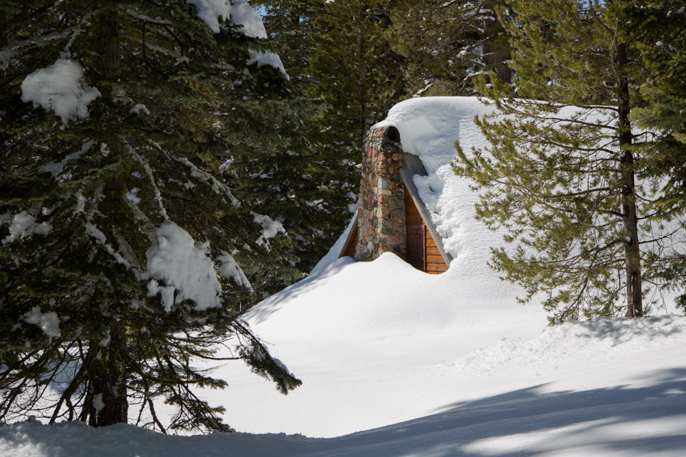 Cabins Buried in Snow-20