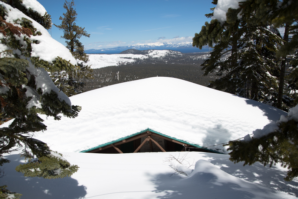 Cabins Buried in Snow-4