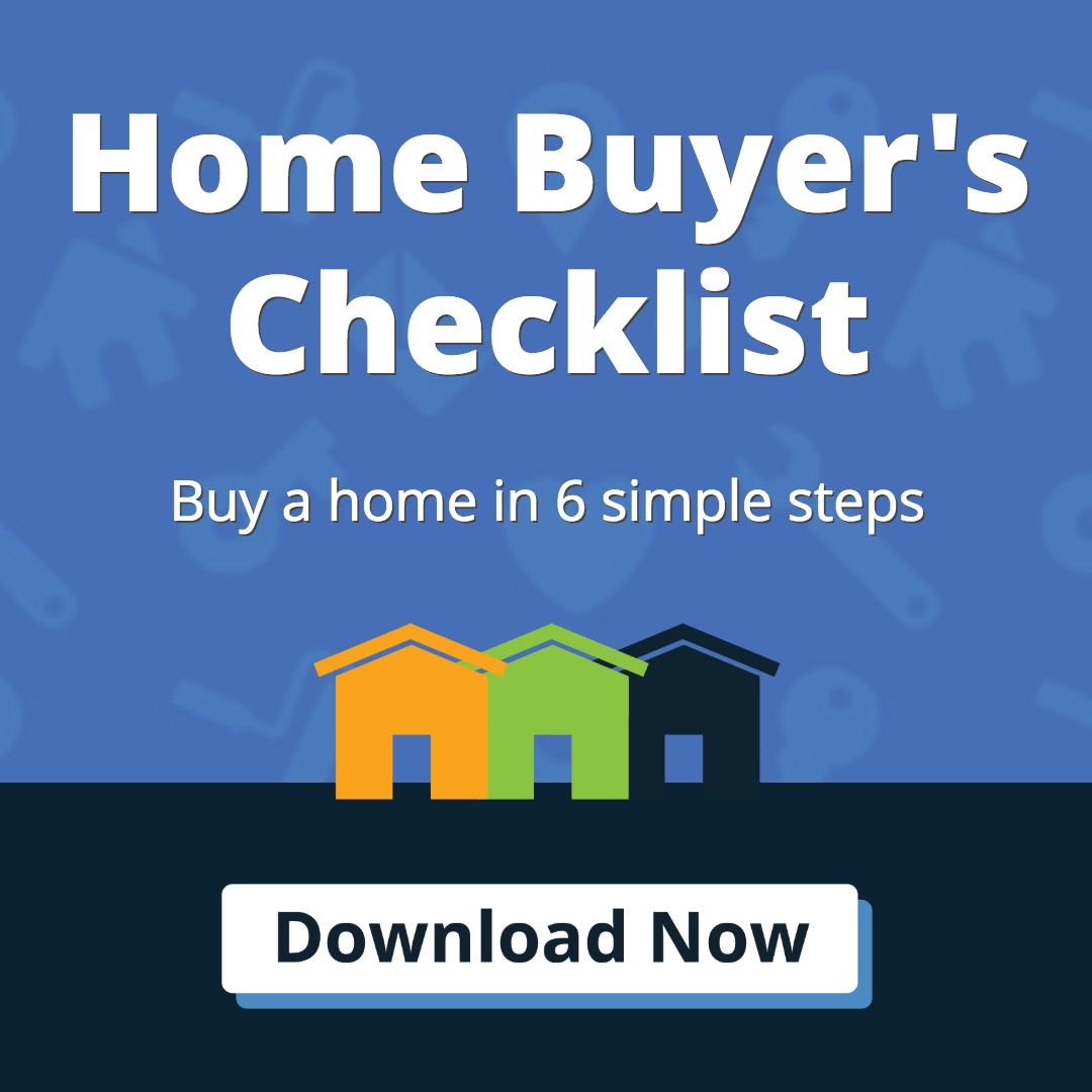 Home Buyer's Checklist CTA Square