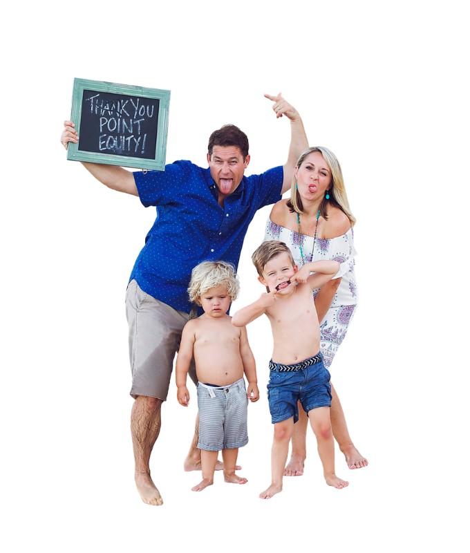 Point Equity's Ogden Family
