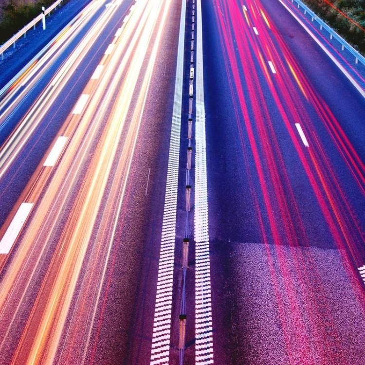 freeway commuting