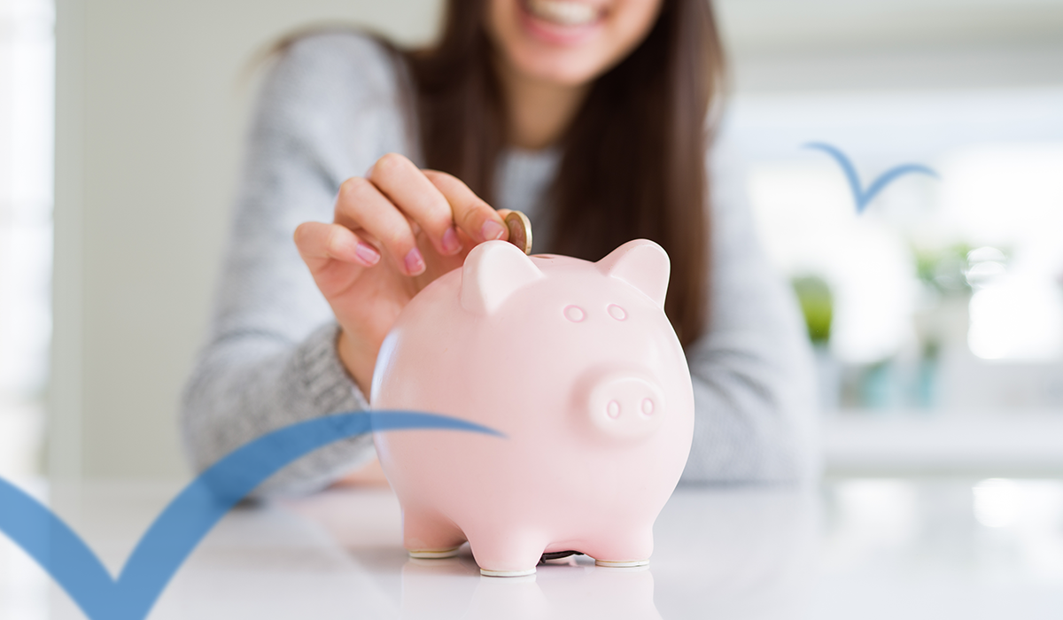 Easy Steps to Saving for a Down Payment Blog Cover Image
