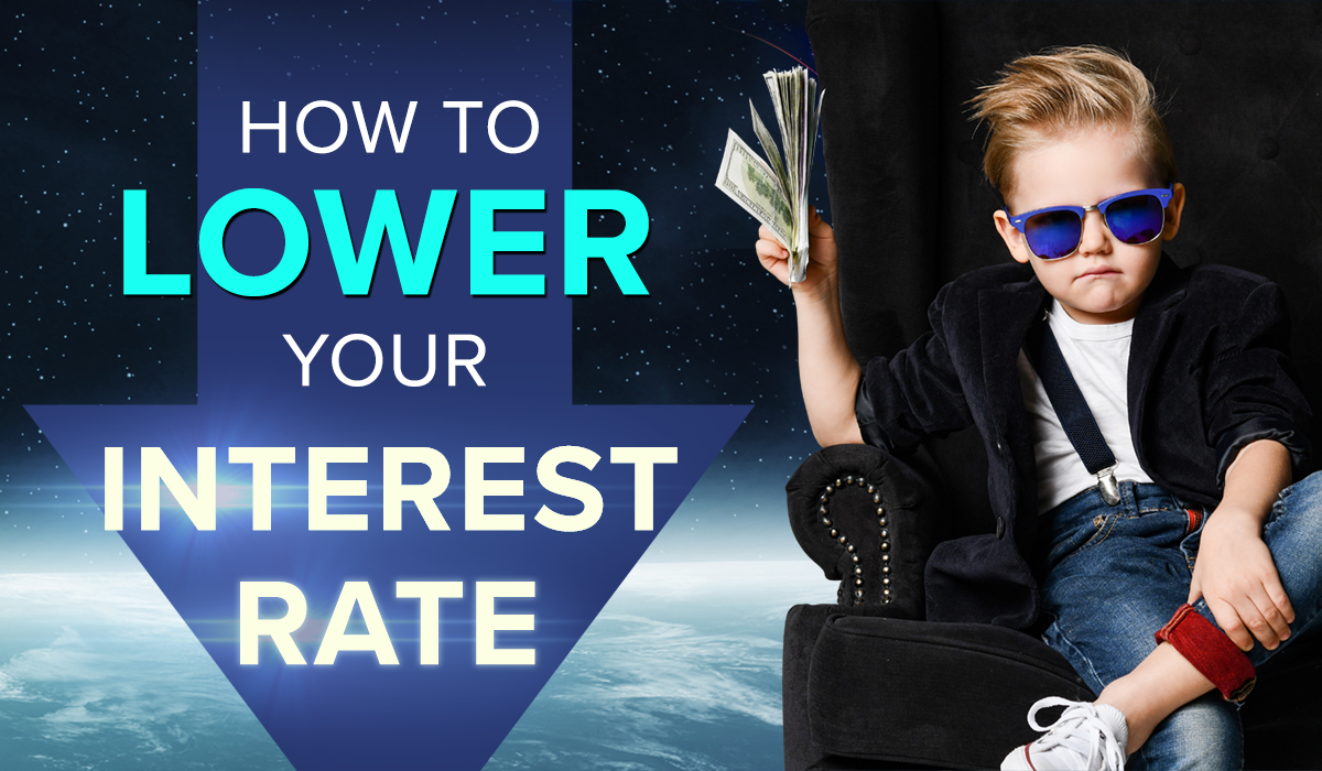 How to Get a Lower Interest Rate on Your Mortgage Blog Cover Image