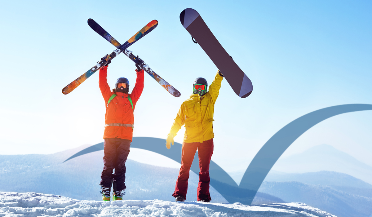 Skiing and Snowboarding During Covid-19 Restrictions